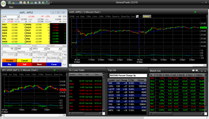 general trade צילום מסך